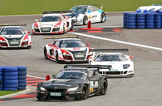 VIP-Ticket für das 24h Rennen am Nürburgring mit Heliflug