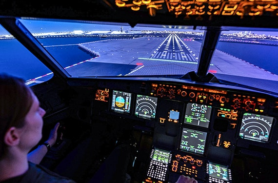 4D Flugsimulator Berlin