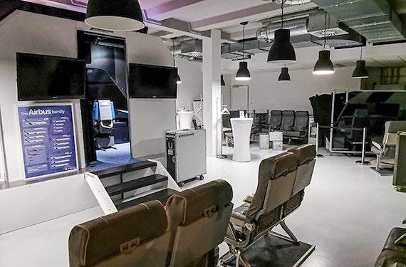 Flugsimulator VR in Frankfurt am Main (15 Min.)