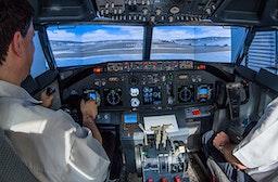 Boeing 737 Flugsimulator inkl. Tour am Frankfurter Flughafen