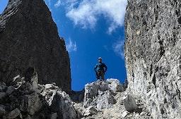 Elferkogel Klettersteig