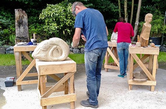 Bildhauer Workshop