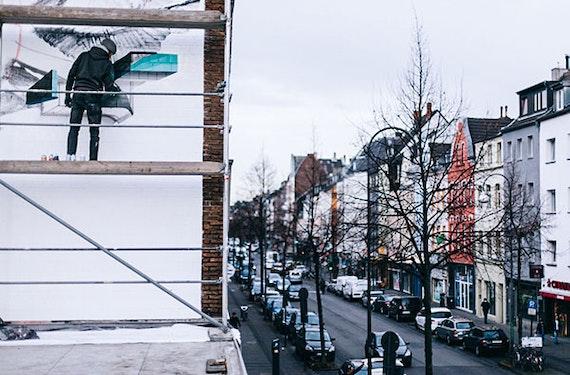 Graffiti-Workshop in Köln