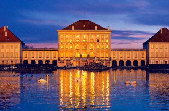 Konzert-Dinner für 2 im Schloss Nymphenburg