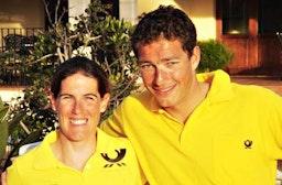 Lothar und Nicole Leder