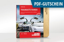Erlebnis-Box 'Traumauto fahren' als PDF