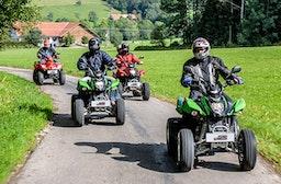 Große Quad Tour Allgäu