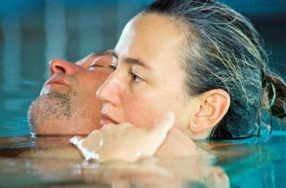 Wasser-Shiatsu für Paare