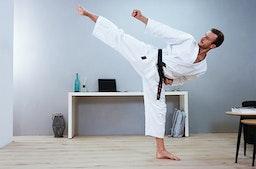 Online Karate Einsteigerkurs
