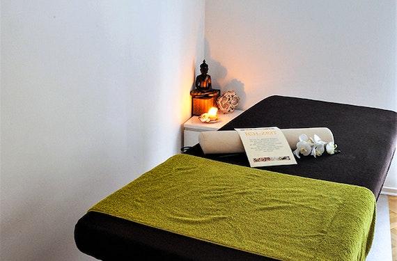 Frühstück & Massage Stuttgart für 2