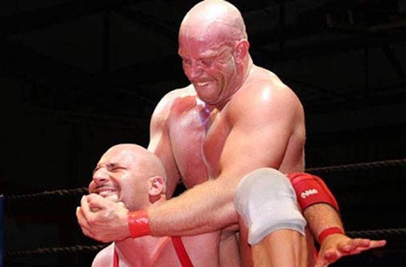 Wrestling Training