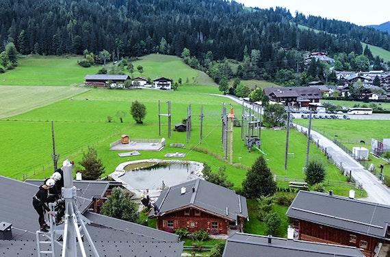 Aktivurlaub in Flachau für 2