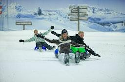 Aktivurlaub mit Skihalle oder Kletterpark in Neuss für 2
