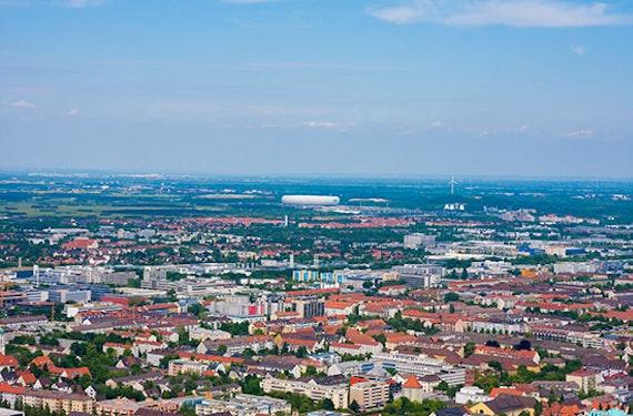 Kurztrip München mit Allianz Arena und FC Bayern Museum für 2 (2 Tage)