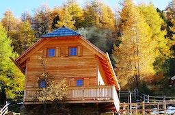 Romantischer Almhütten-Kurzurlaub im Salzburger Land für 2