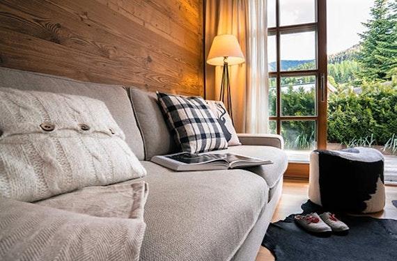 Berg-Kurztrip im Premium Appartement für 4