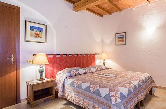 Appartement in der Toskana für 2 (6 Tage)