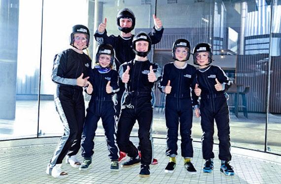 Bodyflying Kindergeburtstag - Arena München