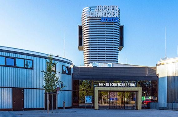 Flying Fox & Sky Jump für 2 - Arena München