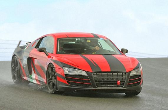 Audi R8 Rennstreckentraining