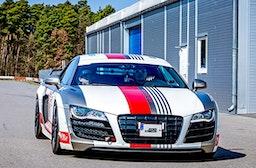 Audi R8 Rennstreckentraining in Klettwitz (60 Minuten)