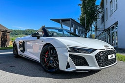 Audi R8 Spyder V10 Performance fahren (6 Std.)