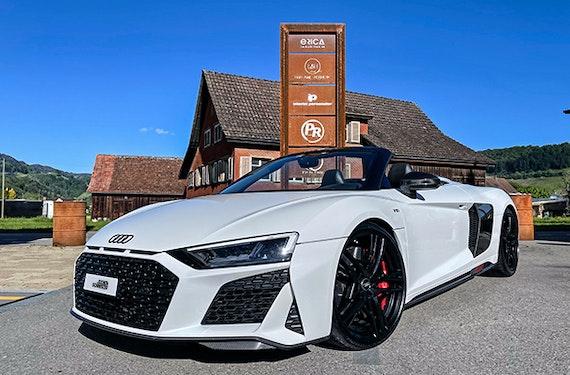 Audi R8 Spyder V10 Performance fahren St. Gallen (3 Std.)