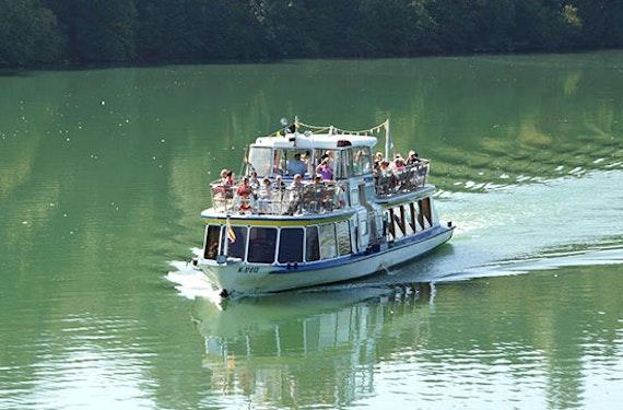 Ausflugsdampfer-Kapitän in Kärnten