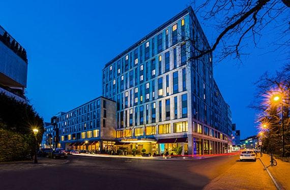 Relax-Auszeit in Düsseldorf für 2