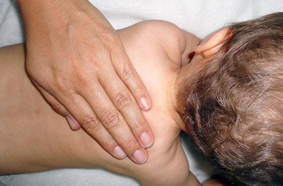 Workshop Babymassage im Raum Innsbruck
