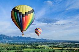 Ballonfahrt & Trekking im Thurgau