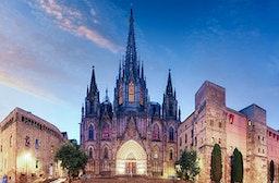 Städtetrip Barcelona mit Sightseeing Tour für 2 (3 Tage)