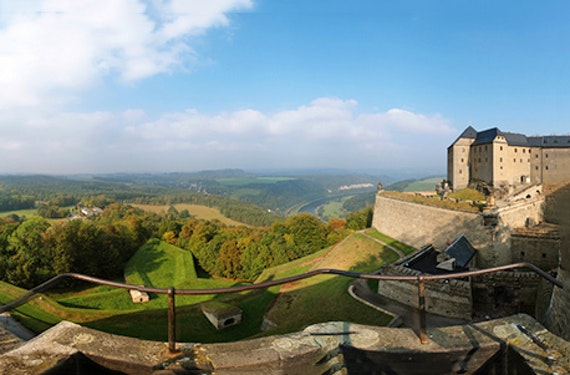 Großes Kurfürstengelage auf der Festung Königstein