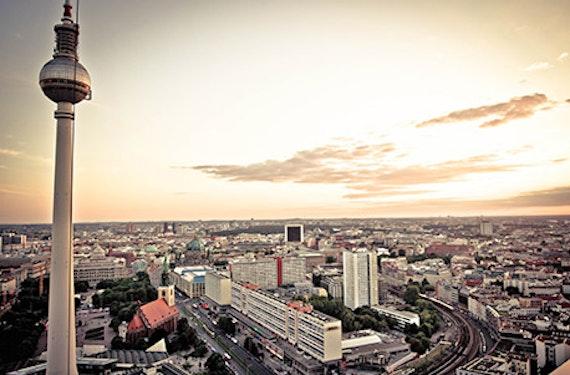 Base Flying in Berlin