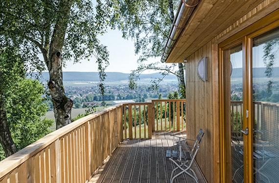 Baumhaus-Kurzurlaub in Niedersachsen für 2