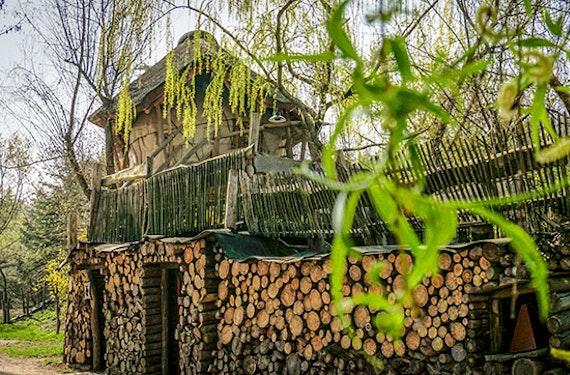 Übernachtung im Baumnomadenzelt Raum Görlitz für 2