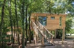 Baumhaus-Übernachtung in Unterfranken für 2