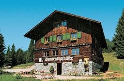 2 Nächte in der Berghütte in Oberstdorf für 2