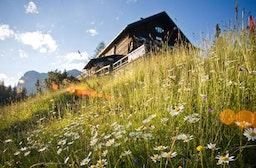 Berghütten-Übernachtung in der Steiermark für 2
