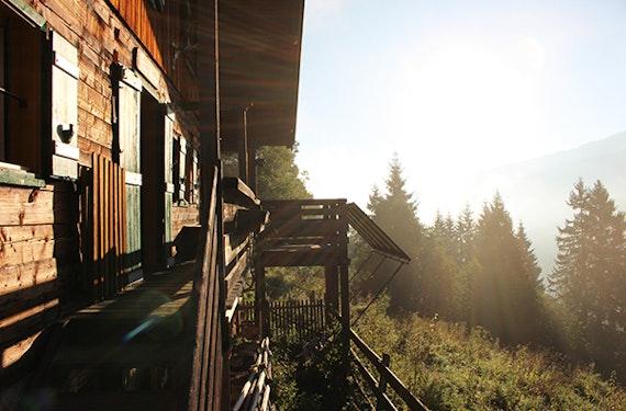 Bergtour mit Hüttenübernachtung in Oberaudorf