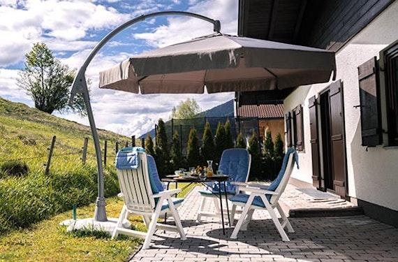 Berg-Urlaub im Ferienhaus in Leogang für 8 Personen (4 Tage)