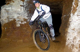 MTB-Tour im Bergwerk Raum Saalfeld