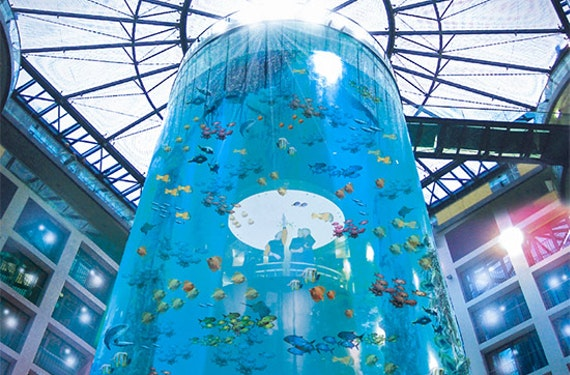 Kurztrip Berlin mit Sea Life, Aquadom und Madame Tussauds für 2 (2 Tage)