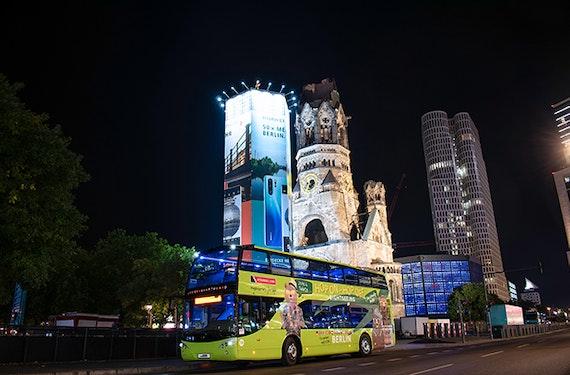 Abendliche Stadtrundfahrt Berlin (45 Minuten)