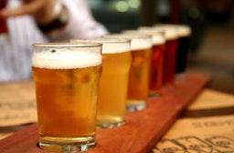 Bier-Menü mit Bier-Probe in München