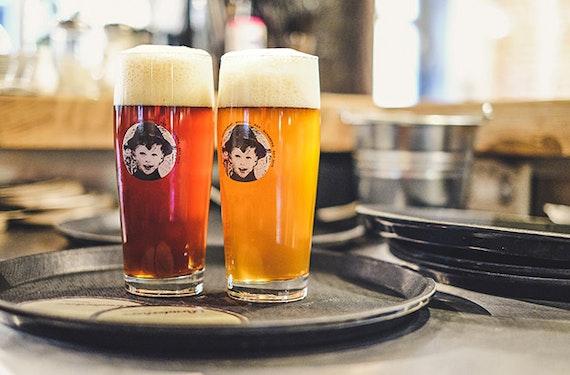 Biertasting in Nürnberg (30 Minuten)