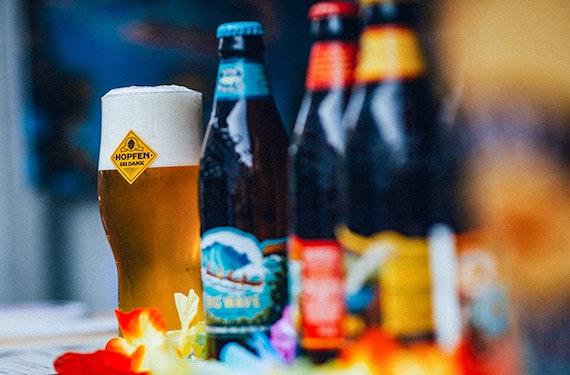 Bierverkostung zuhause