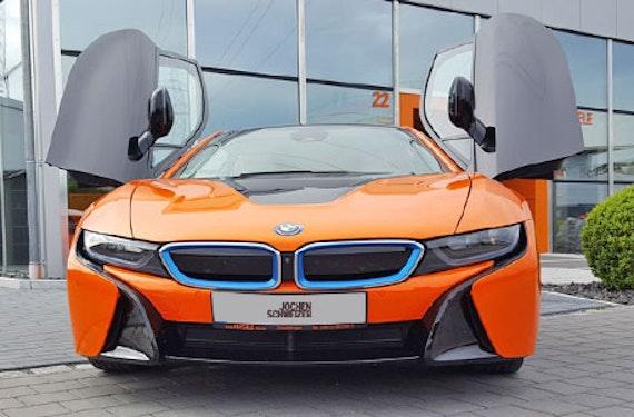 BMW i8 fahren
