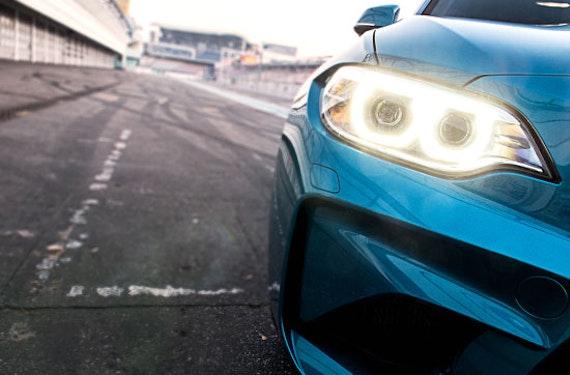 BMW M2 Rennstreckentraining