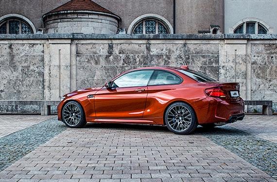 BMW M 2 mieten (1 Tag)